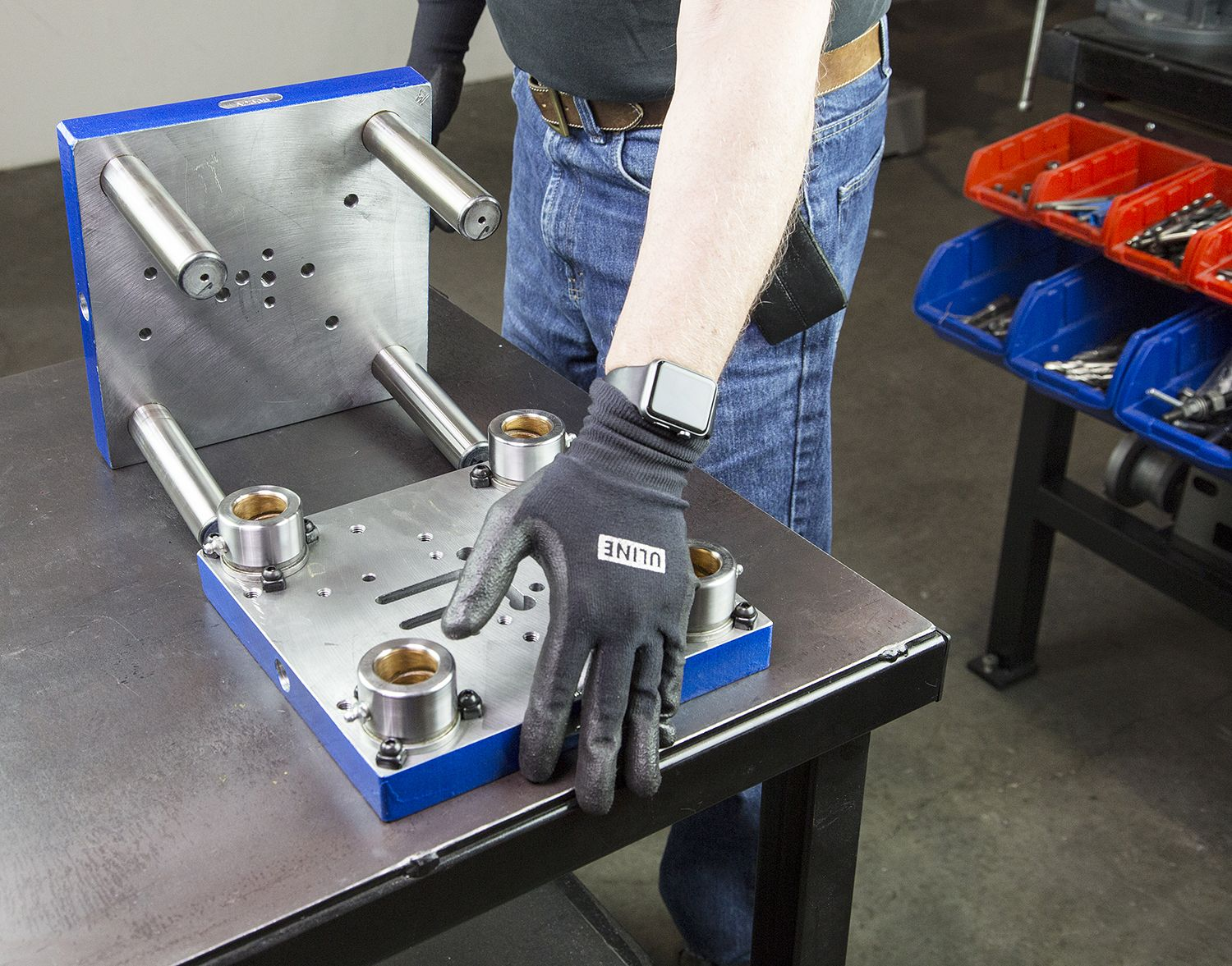 Tool and die makers - tooling for metal stamping at Vortool