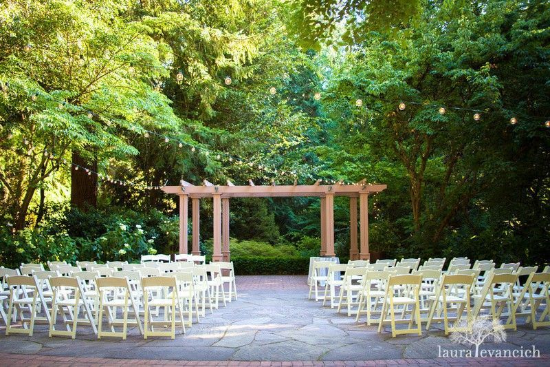Leach Botanical Garden Wedding En 2020