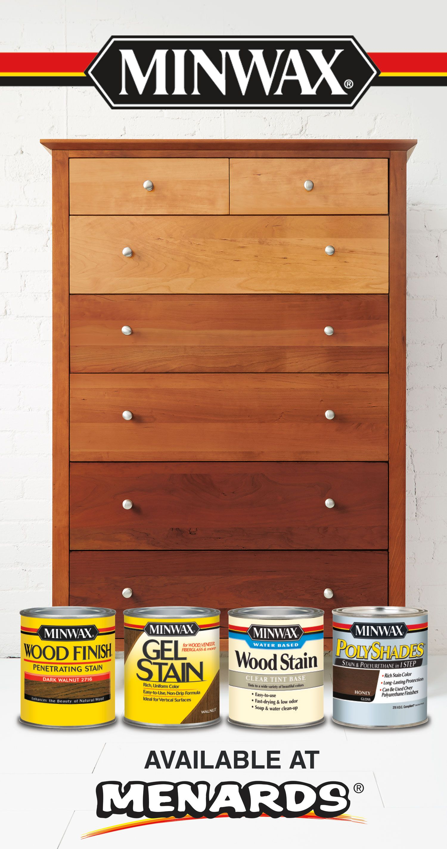 Brighten Your Furniture Floors And More With Minwax Available In