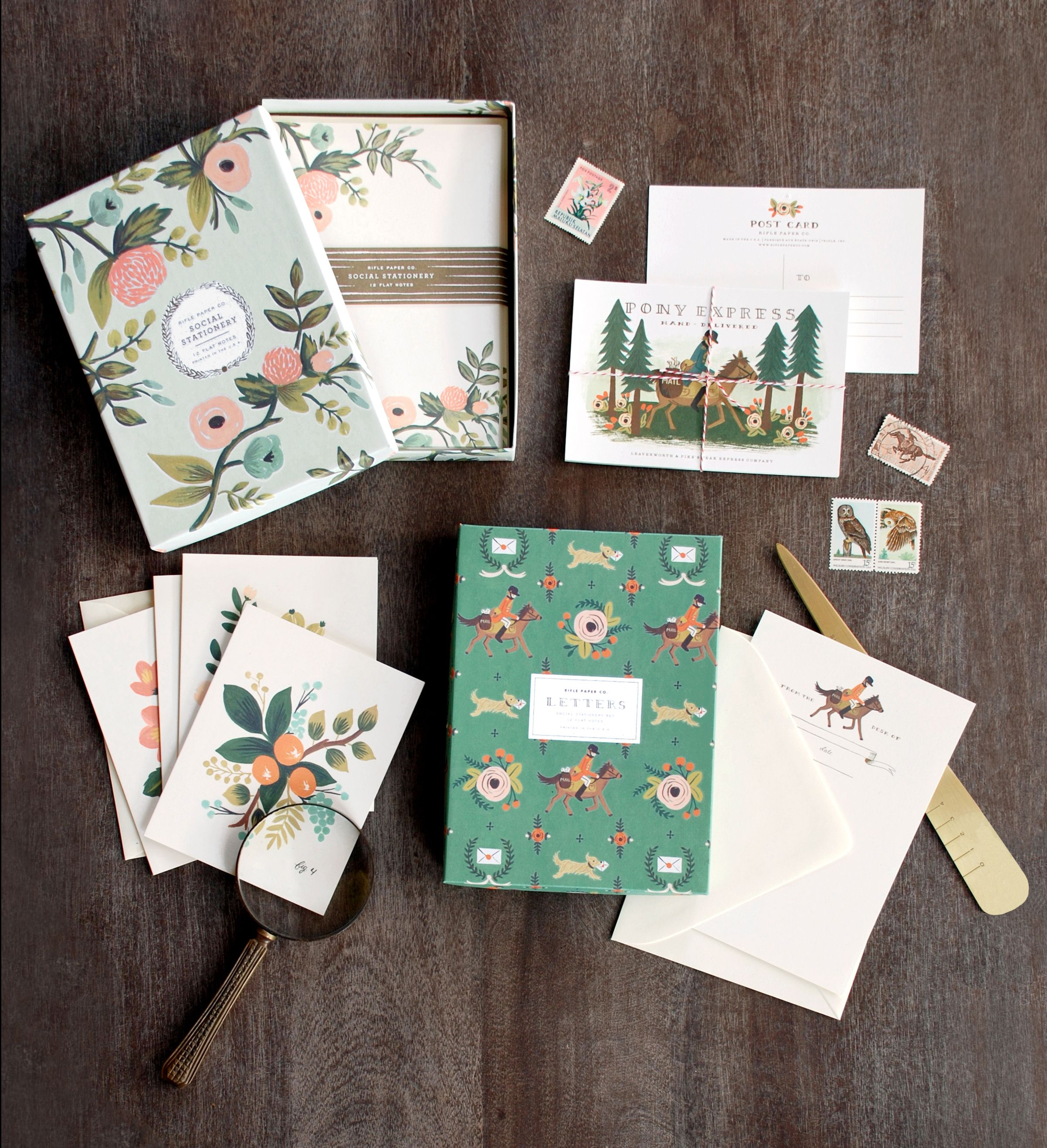 Executive College Stationery Note Cards: More Beautiful Paper To Send Your Loved Ones Some Love