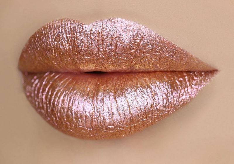 This Rose Gold Lipstick Is Going Viral But You May Not Want To Buy It | Hello Gorgeous ...
