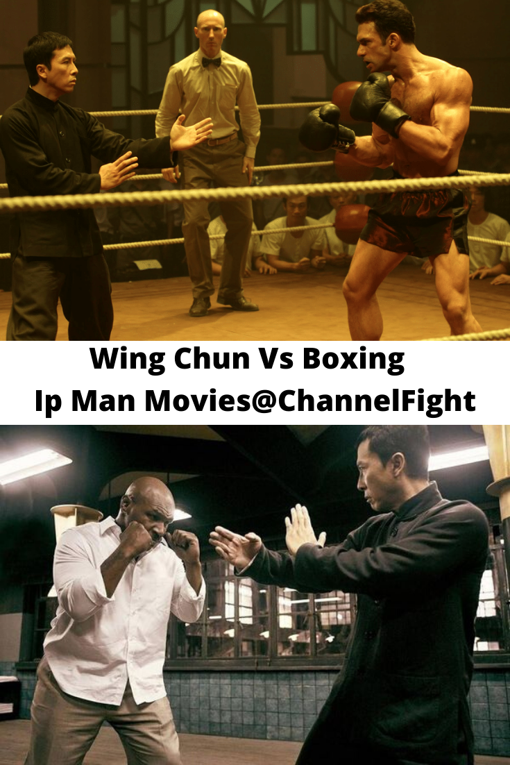 Wing Chun Vs Boxing In 2020 Best Martial Arts Martial Arts Film Ip Man Movie