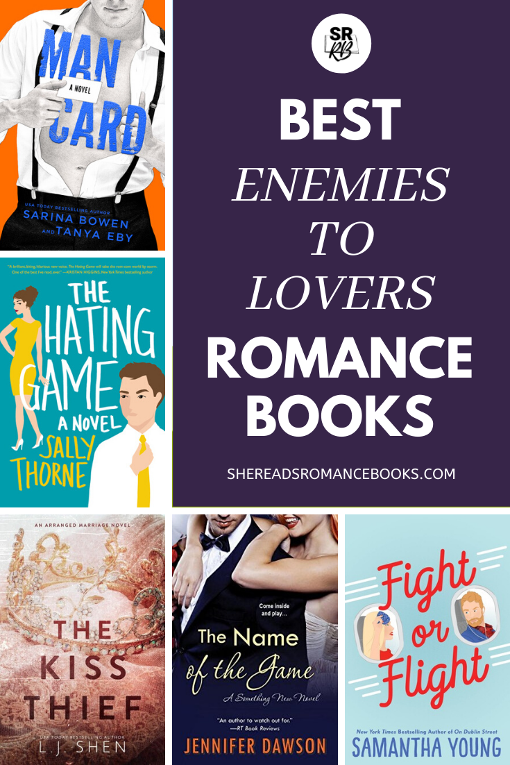 10 Best Enemies To Lovers Romance Books She Reads Romance Books Good Romance Books Lovers Romance Book Blogger
