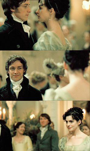 Because I am a complete Jane Austen Dork:: Dancing scene ...
