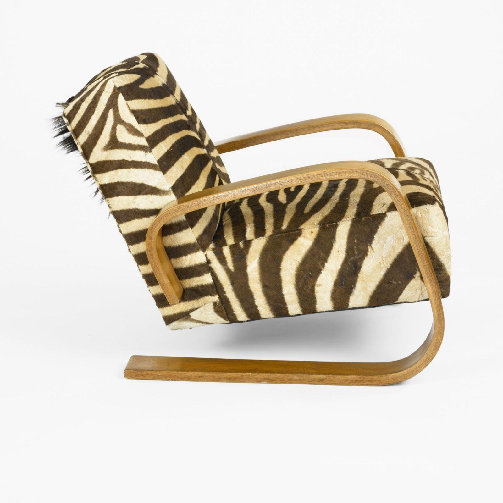 Alvar Aalto Tank lounge chair model 37 400