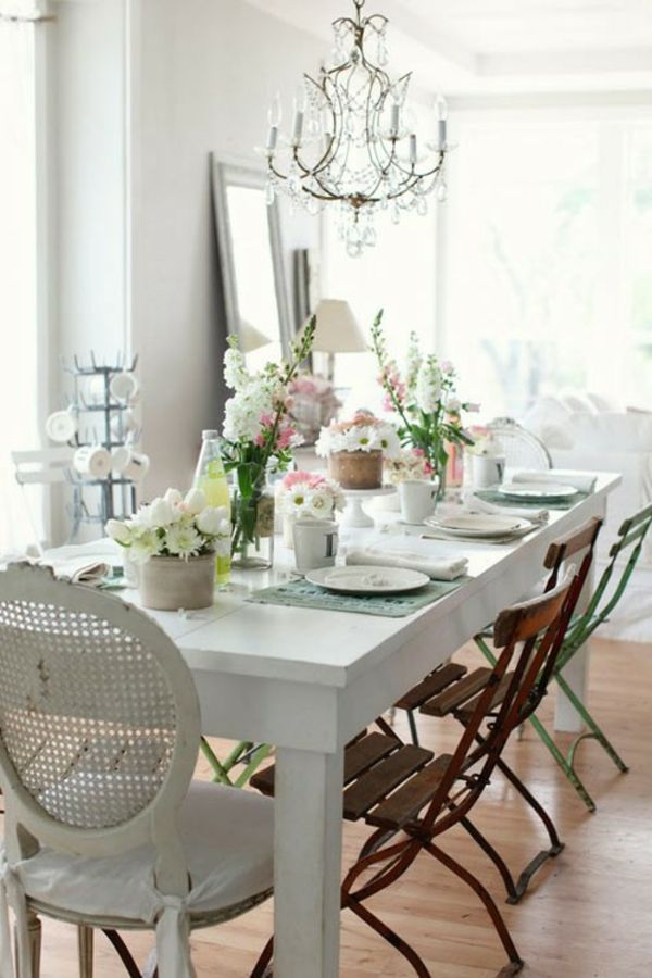 37 Ideen verschiedene Stühle im Esszimmer zu verwenden | HOUSE ...