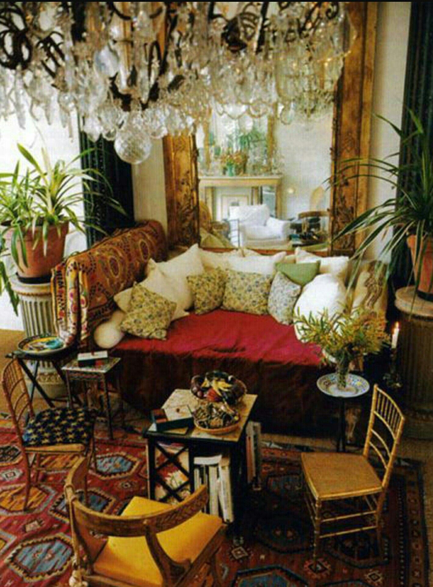 pin by megan mcilmail on dream house modern interior decor boho chic living room decor on boho chic decor living room bohemian kitchen id=53613