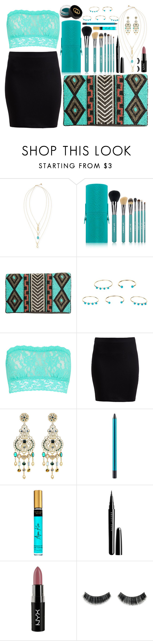 """Mix and Match!"" by marianandrwos ❤ liked on Polyvore featuring Jules Smith, Sigma Beauty, From St Xavier, Isabel Marant, Hanky Panky, Zalando, Claudia Baldazzi, MAC Cosmetics, Marc Jacobs and NYX"