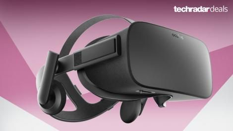 TechRadar deals The best Oculus Rift deals in October