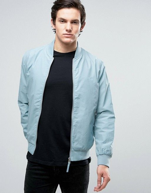 6b1515231 The Style-Conscious Man's Guide To Bomber Jacket | Basic Wardrobe ...