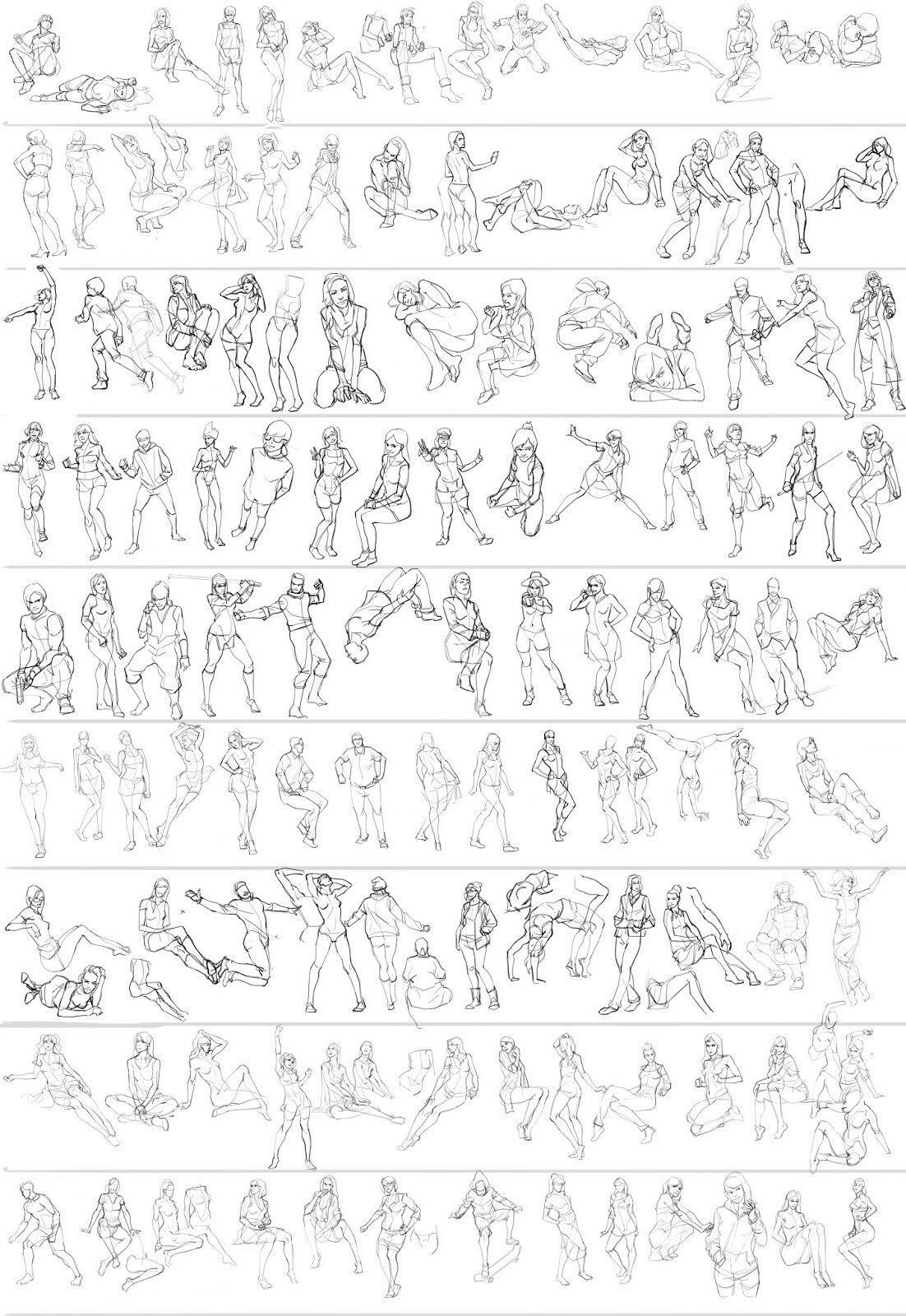 Pin von Elaine Gray auf drawing the human body | Pinterest