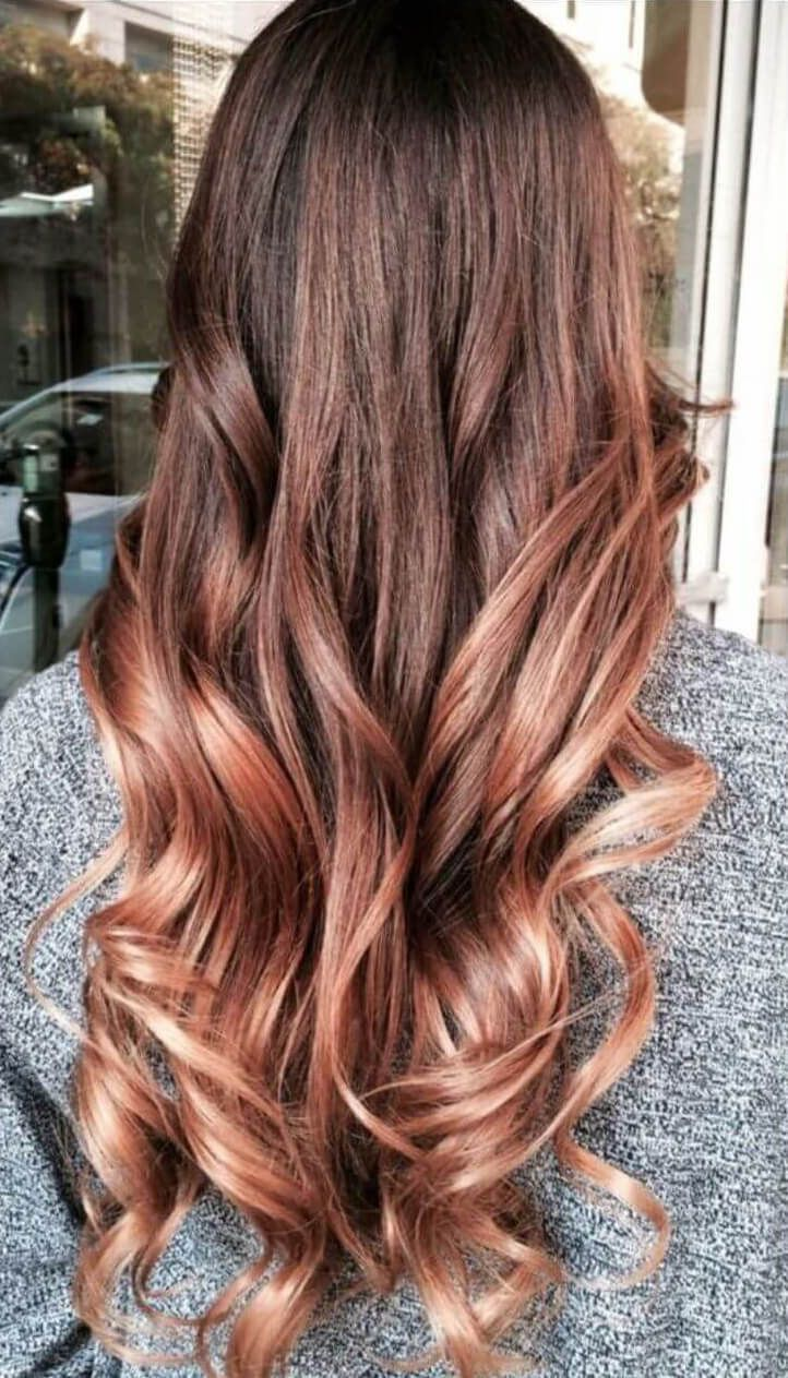 25 Best Hairstyle Ideas For Brown Hair With Highlights Hair Hair