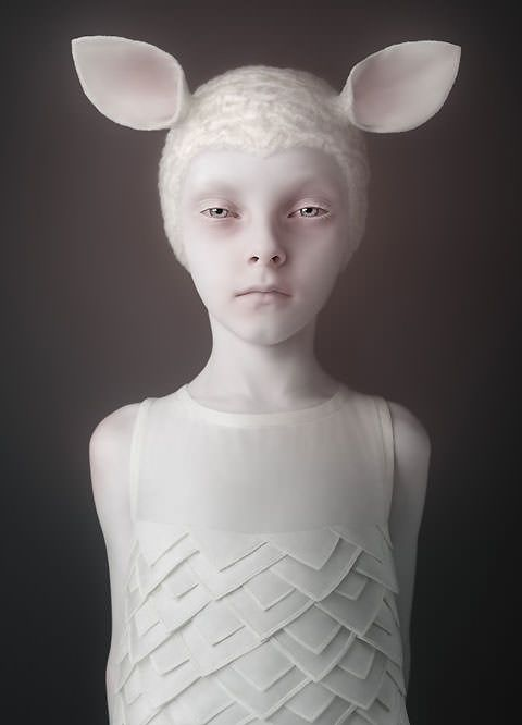 Featured Image for The eery funeral portraits of Oleg Dou