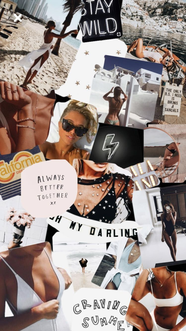 2019 year lifestyle- Collage Fashion backgrounds pictures