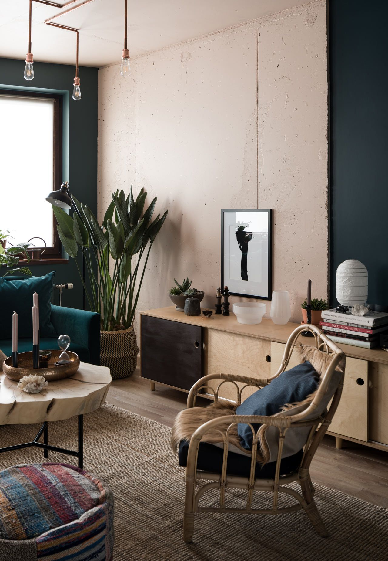 A Kyiv Therapist Gets A Scandinavian Zen Studio By Olga Fradina