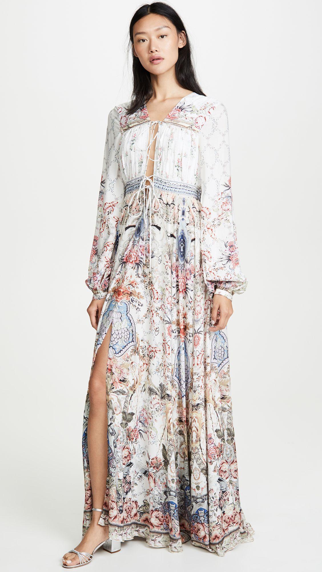 Camilla Peasant Dress Dresses Peasant Dress Pretty Little Dress [ 2000 x 1128 Pixel ]