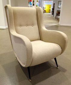 Armchairs  Italian and Modern armchair on Pinterest Ocean Liners