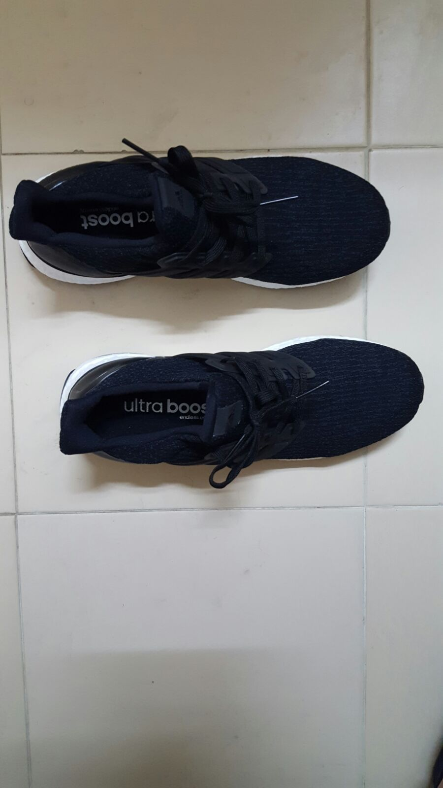 4b5299f90 PLEASE legit check these core black ultraboost 3.0s. I m pretty sure they  are authentic but I got them in another country and I m leaving tomorrow so  in ...