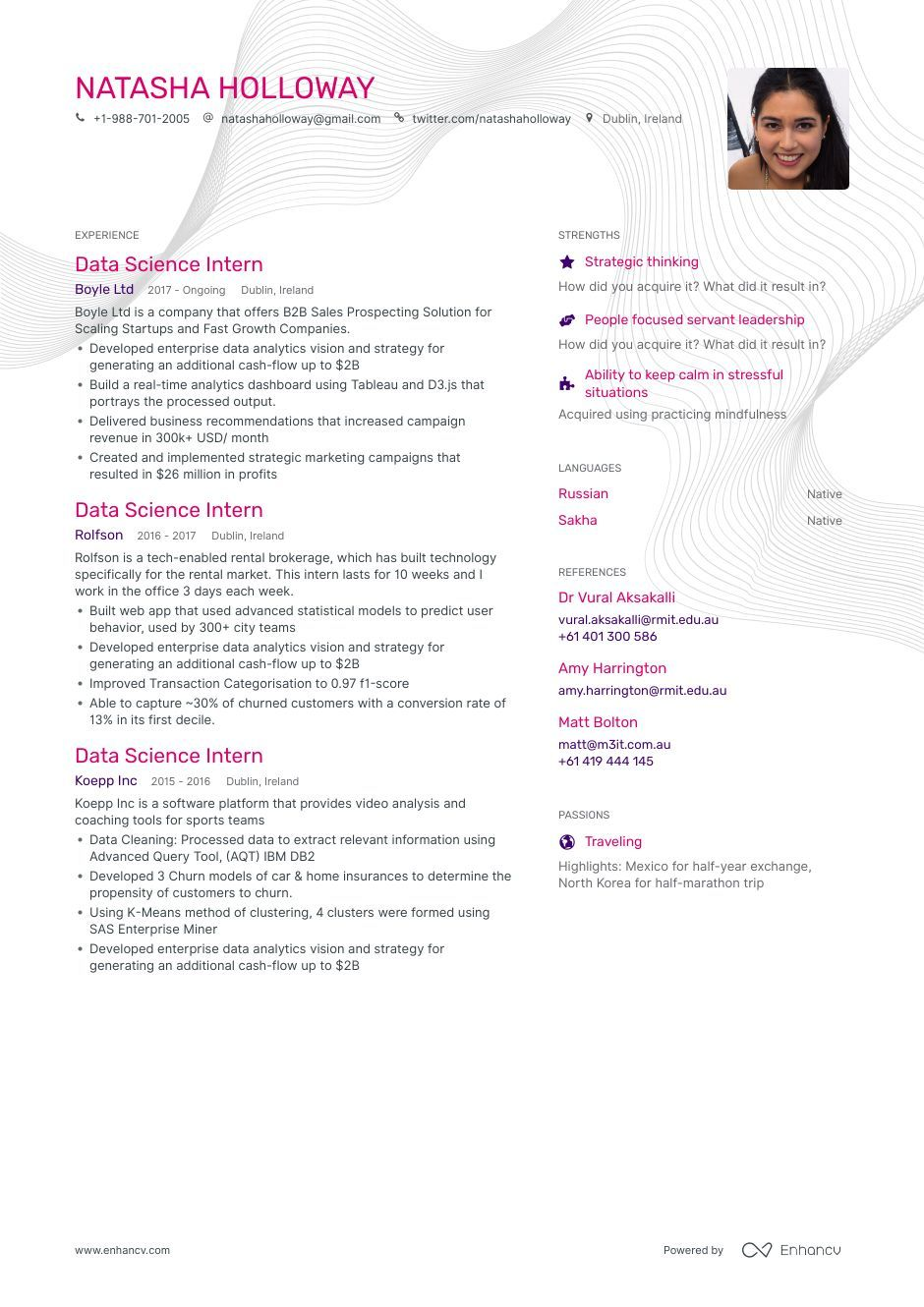 The ultimate 2019 guide for Data Science resume examples