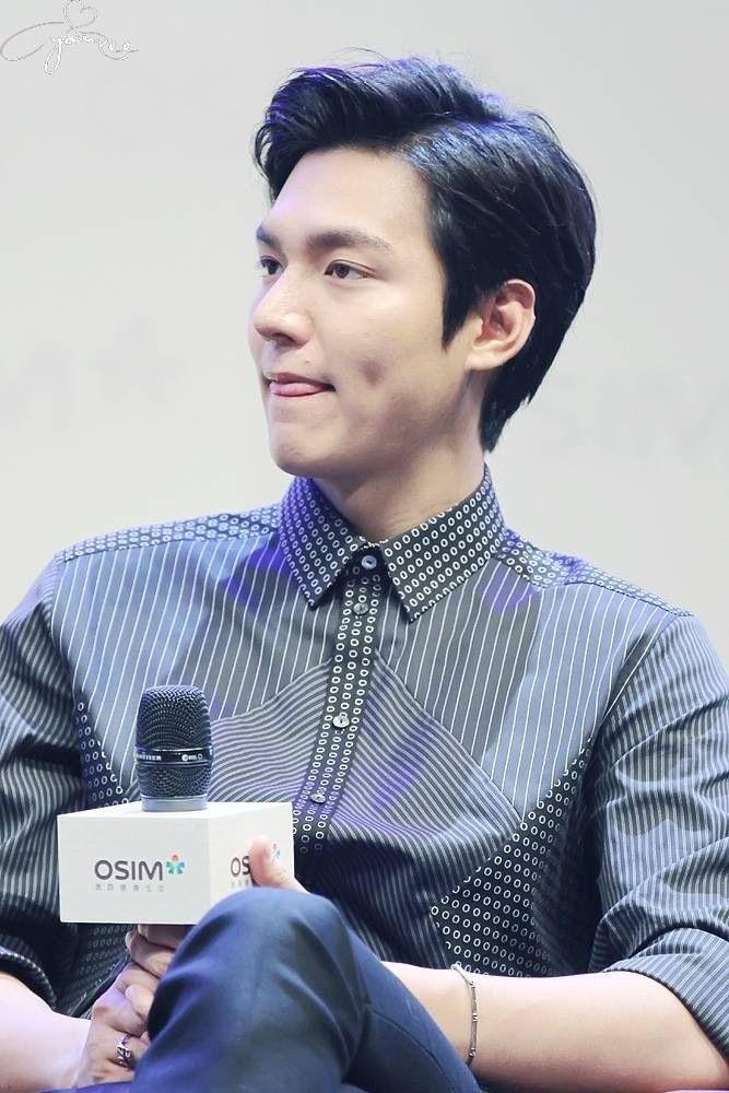 Lee Min Ho | Osim Event in Shanghai 140910