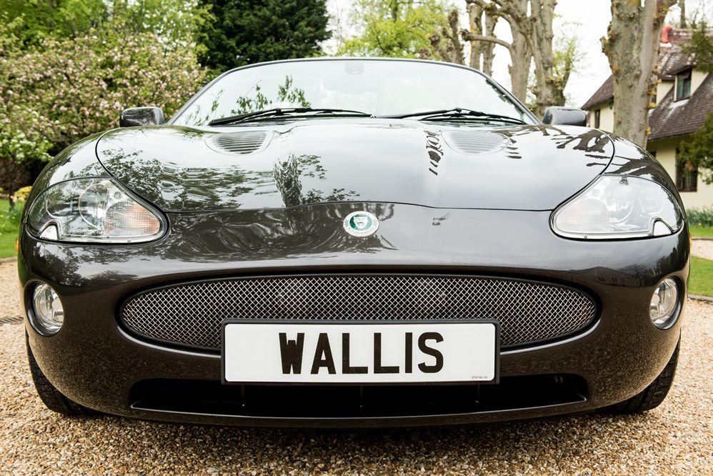 Jaguar XK For Rent.