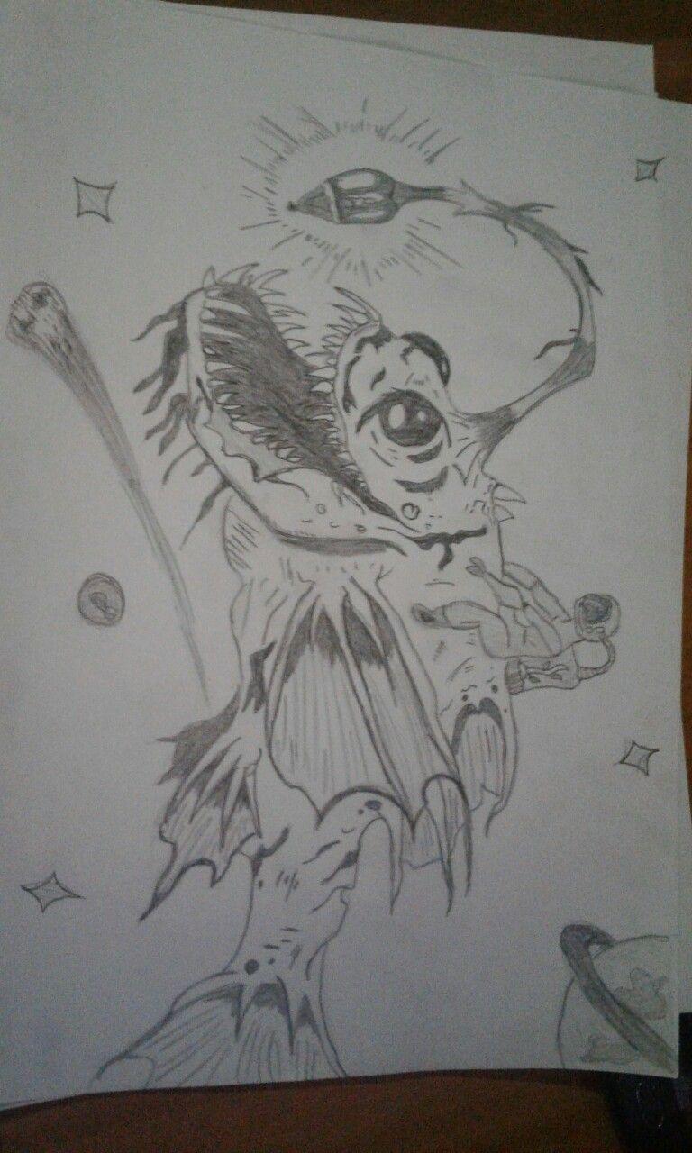 Piraña en el espacio. Astronauta. Caricatura. Loco | mis dibujos ...