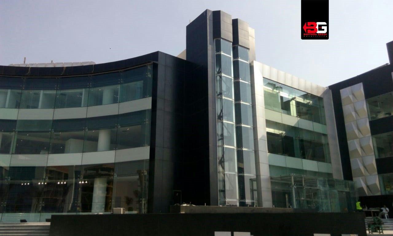 تصاميم واجهات كلادينج Multi Story Building Structures Building