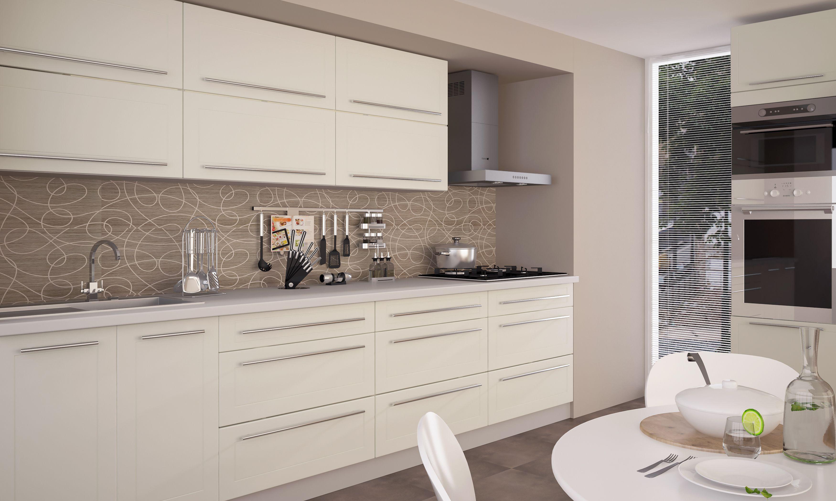 Küchenzeile 2,60+0,60, mit Soft Close Funktion,inkl