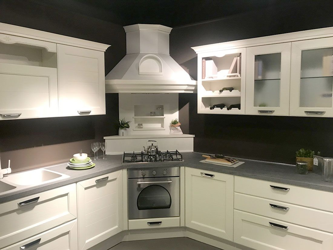 Cucine: cucina lube mod claudia | Kitchen nel 2019 | Interni ...
