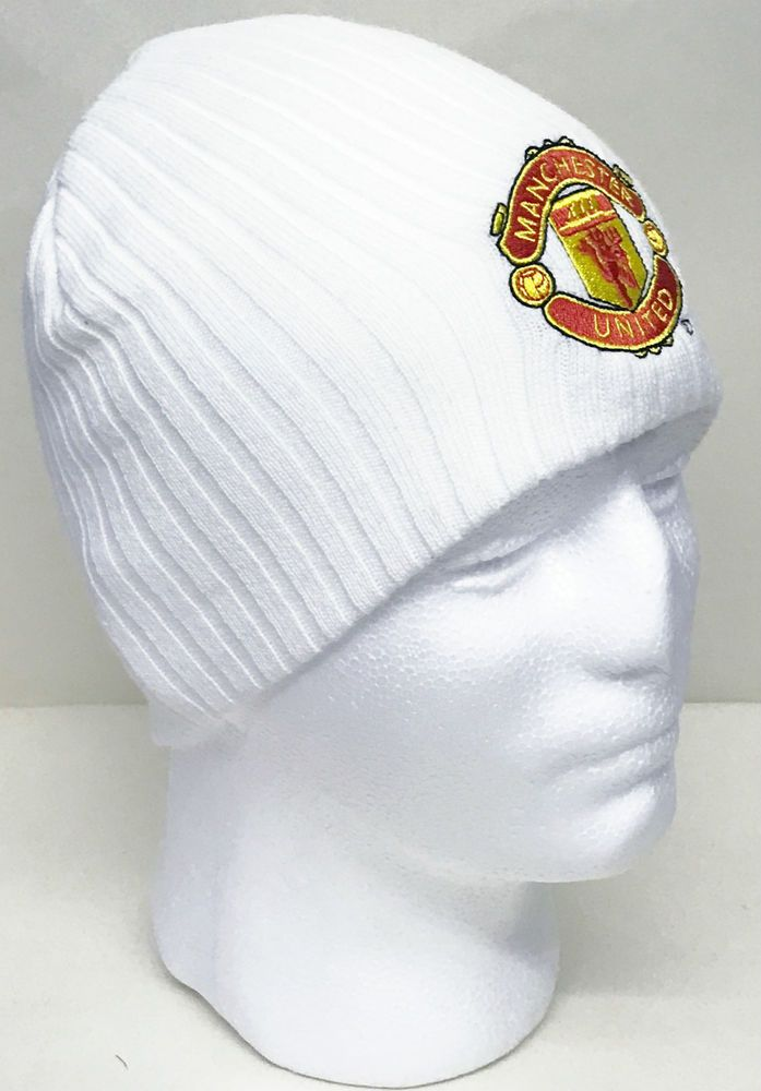 Manchester United Beanie Hat Official Football Gifts