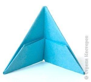 треугольные модули для оригами