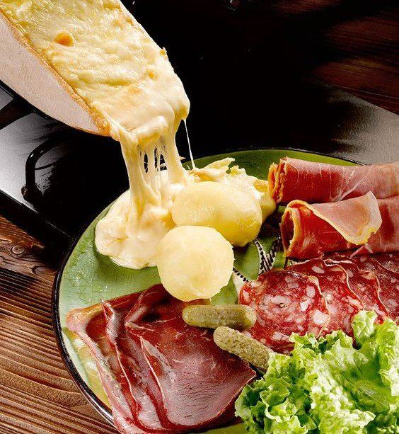 recette raclette recette fromage