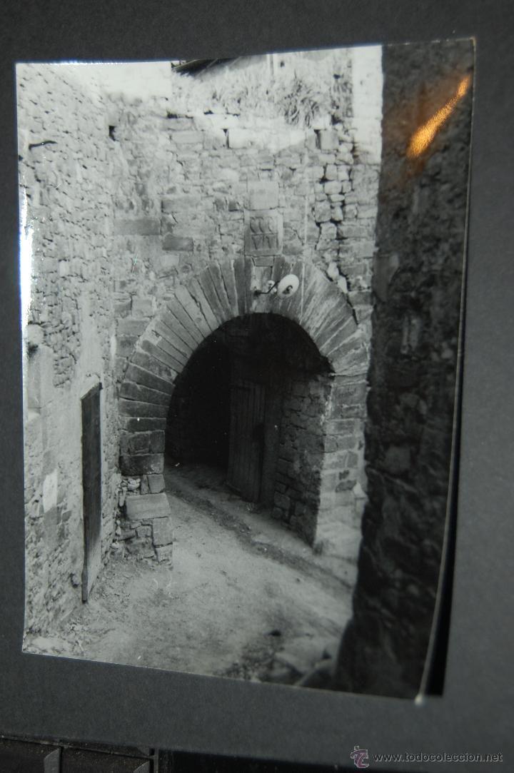FOTOGRAFÍA DEL CONVENTO CONVENT Y GIMERA 1966 ANTES DE SER REFORMADO 9 X 1
