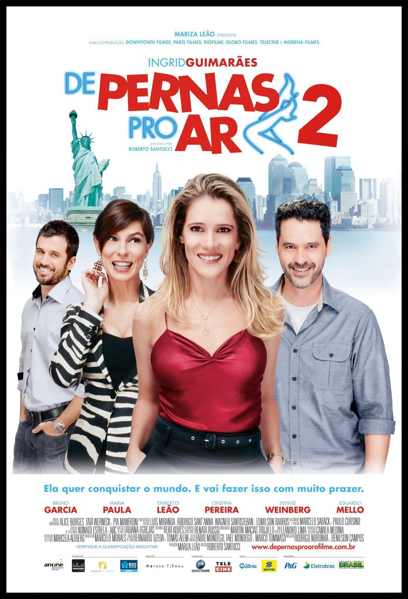 De Pernas Pro Ar 2 Filmes Filmes Brasileiros
