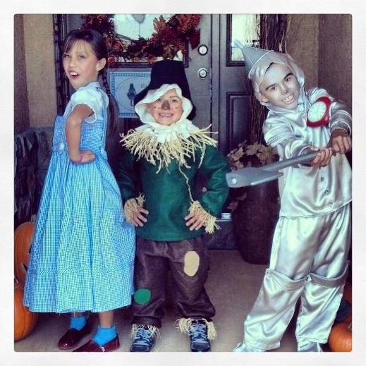 Wizard of Oz #halloween party #diy costumes #ruby slippers WOZ - ideas of what to be for halloween