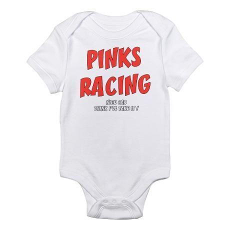 Racing Infant Bodysuit