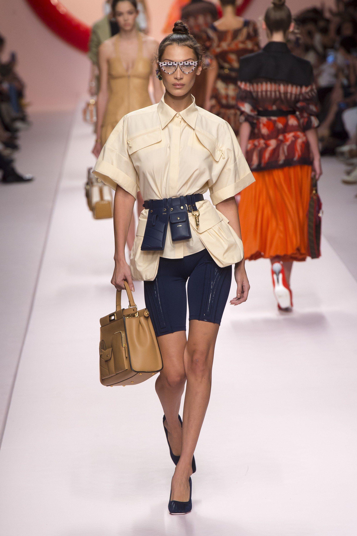 Trendy Shorts Spring-Summer 2019 pics