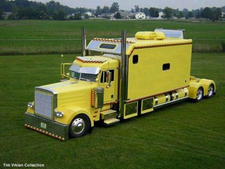 Custom Tractor Trailers Pictures Interior Google Search
