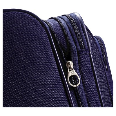bae6bd4a20c American Tourister DeLite 2.0 21 Spinner Carry On Luggage - Sapphire (Blue)