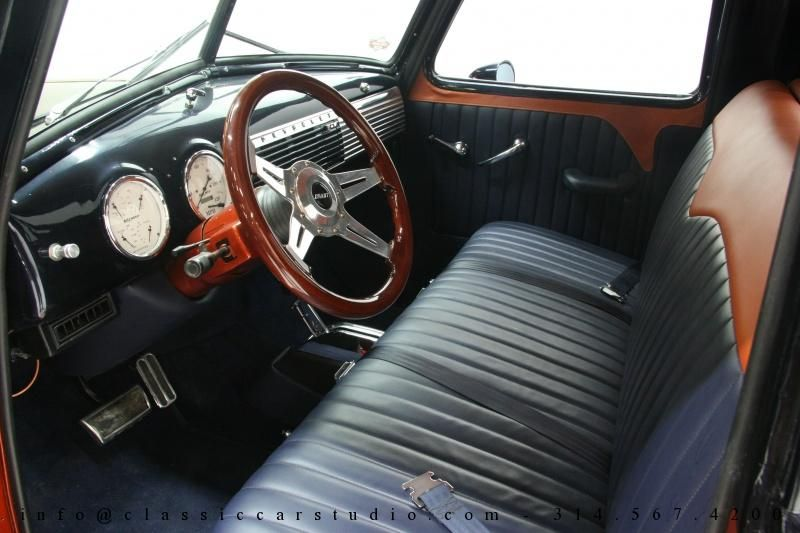1950 Chevy 3100 Interior 1951 Chevy Truck Chevy 3100 Truck Interior