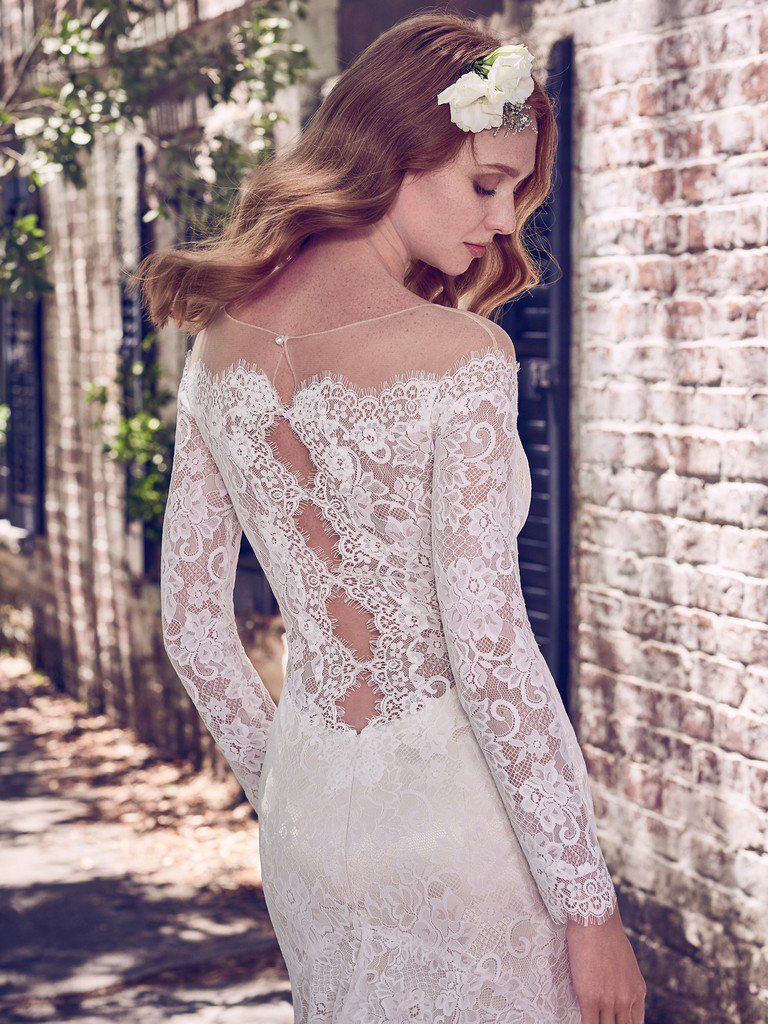 MEGAN by Maggie Sottero Wedding Dresses Fit and flare