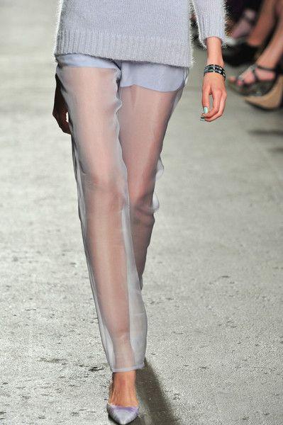 Nonoo at New York Fashion Week Spring 2014