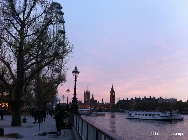 London captures the world in a city...!