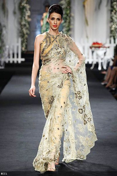 http://www.ShantanuNikhil.com/ | #Bridal Fashion Week 2012