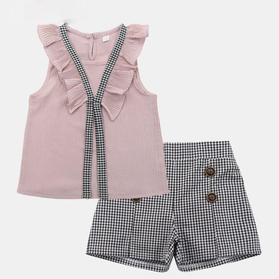 75fec8843 Summer Clothing For Girls 2019 Teen Girls Clothing 6 8 12 Years Kids ...