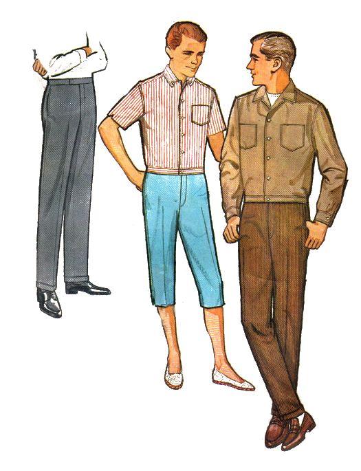 Pin von Chris G auf Vintage Menswear | Pinterest