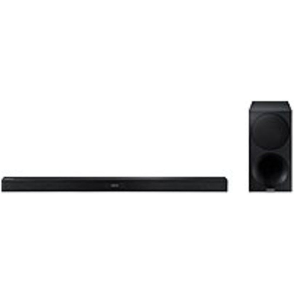 Samsung Hw M450 2 1 Channel Sound Bar System 320 Watts Wireless Black Sound Bar Dolby Digital Audio System