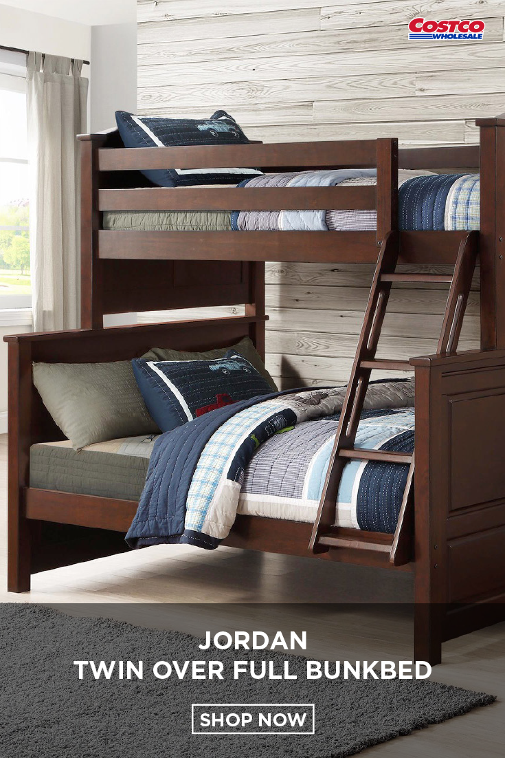 Jordan Twin Over Full Bunkbed Bunk beds, Home
