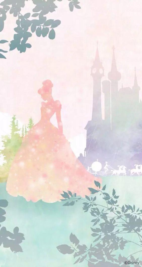 手機桌布該換了!超夢幻迪士尼公主wallpaper一次看 U Beauty Wallpaper Cenicienta Pantalla Disney