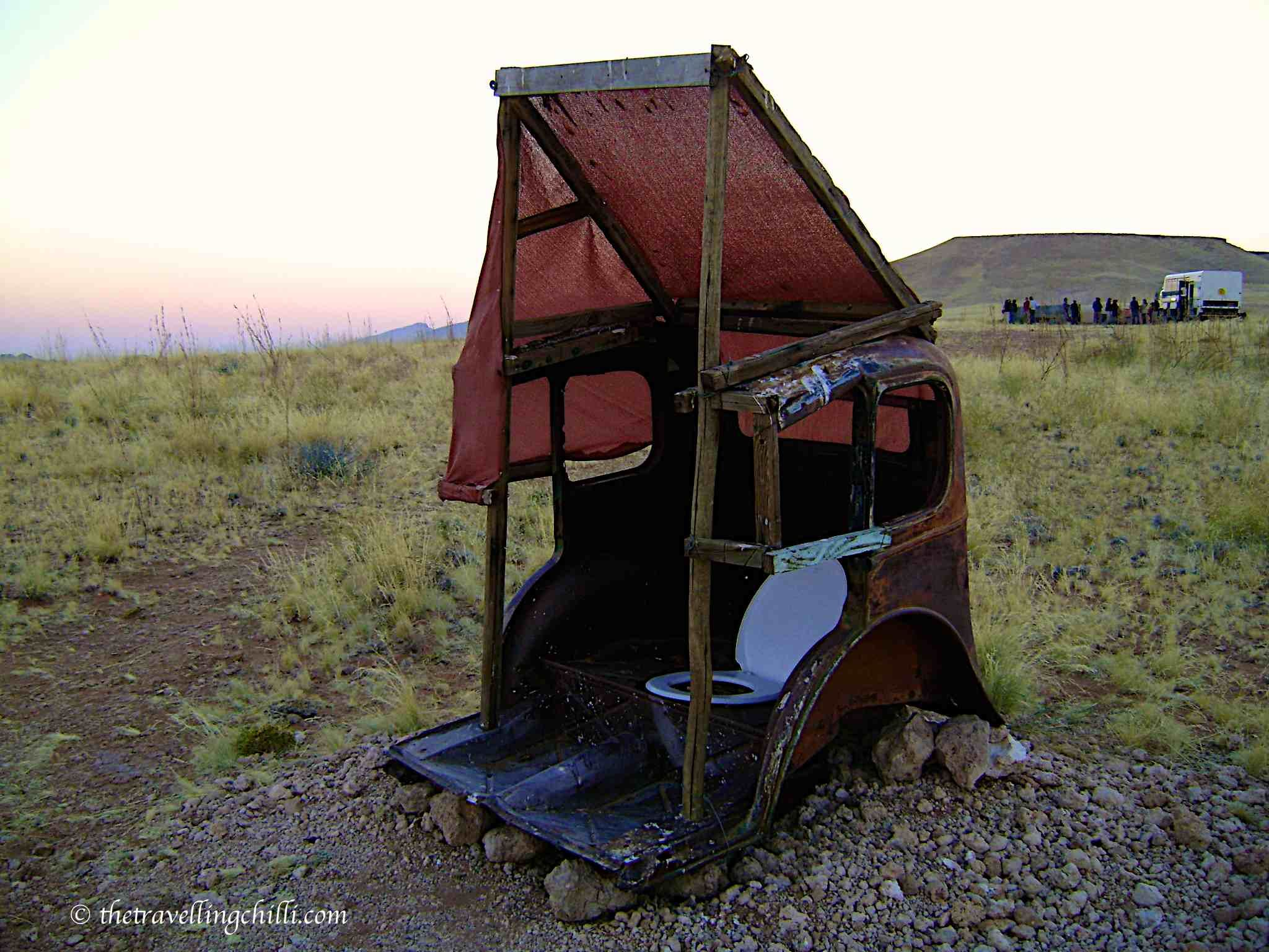 Toilets of the world - A bog with a view | Camper awnings ...